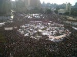 Tahrir Square, 8 February 2011, by Monasosh under cc-by; #jan25 #egyptianrevolution #arabspring #globalchange